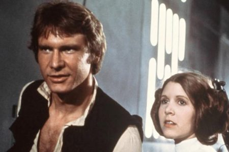 Carrie Fisher y Harrison Ford tuvieron un 'intenso' affaire