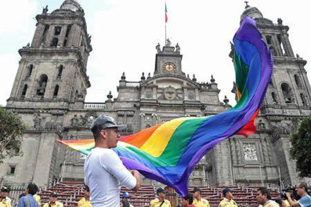Necesita sus derechos sector lésbico-gay: CEM