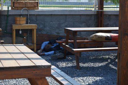 Encuentran hombre sin vida cerca del bulevar Hidalgo