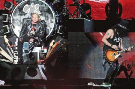 Guns N' Roses regresa a México