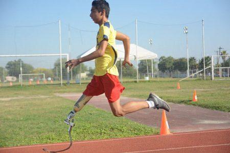 Héctor Alejandro, el atleta paraolímpico que necesita de nuestra ayuda