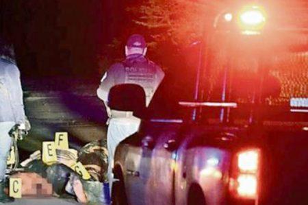 Violento fin de semana en el país: 65 asesinatos