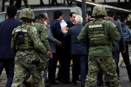 Dictan formal prisión en contra de Guillermo Padrés
