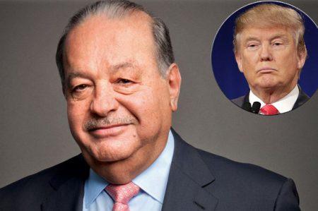 Carlos Slim anuncia canal para mexicanos que viven en EU