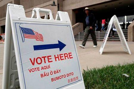Estados Unidos vive jornada histórica con votaciones