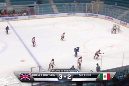 México cae 3-2 ante Gran Bretaña en preolímpico femenil de Hockey