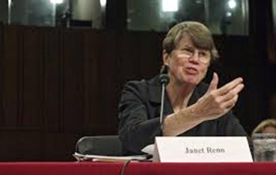 Muere Janet Reno, la primera fiscal general de EU