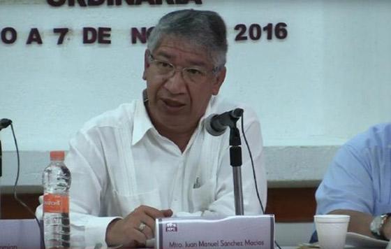 Magistrado presidente de la Sala Regional Xalapa del TEPJF realiza comentarios misóginos