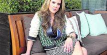 Kate del Castillo recuerda violencia que sufrió en su matrimonio