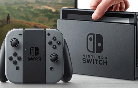 Nintendo Switch al precio mas bajo