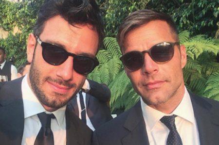 Ricky Martin anuncia su boda con Jwan Yosef