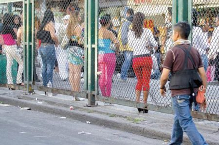 Cae red de trata que operaba La Merced-NY
