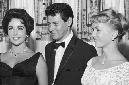 Debbie Reynolds se comparó con Jennifer Aniston