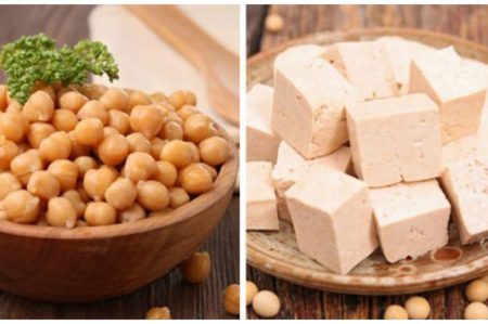 Seis alimentos con más calcio que un vaso de leche