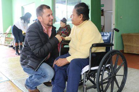 'Nuestro objetivo es proteger a las personas con capacidades diferentes': Guajardo Anzaldúa