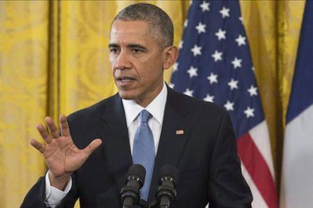 Pide Obama una estrategia inteligente contra terrorismo