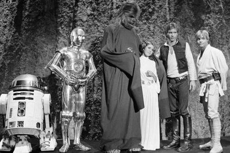 'Star Wars' se despide de Carrie Fisher