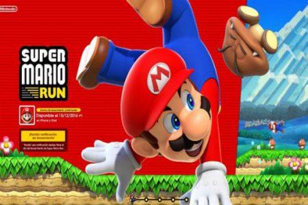 Super Mario Run listo para su descarga en iOS