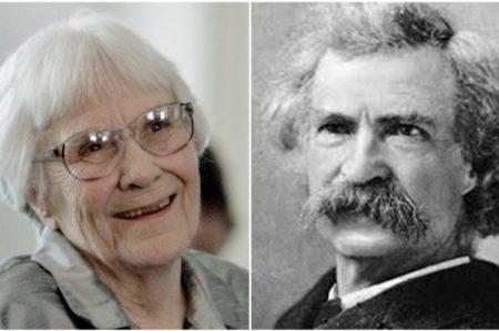 Retiran libros de Harper Lee y Mark Twain por lenguaje racista