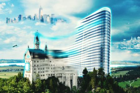 Elige el sueño que quieras en el hotel del futuro
