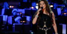 La voz de Sarah Brightman se impone en la Arena CDMX