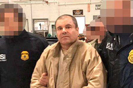 Juez de NY ordena que 'El Chapo' esté presente en audiencia