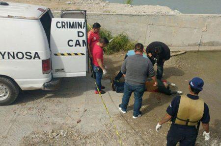 Río Bravo cobra su octava víctima