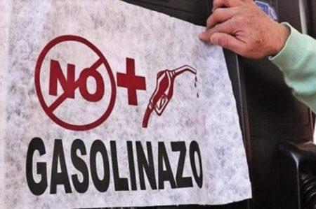 CNTE convoca a jornada en contra del 'gasolinazo'