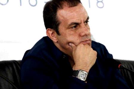 Cuauhtémoc Blanco niega participación en crimen de empresario