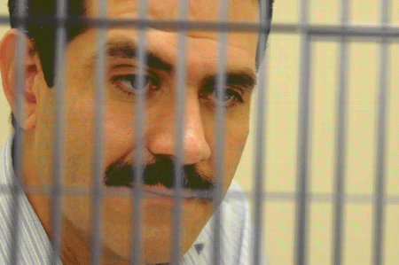 Pide Padrés con huelga de hambre cambio de penal para su hijo