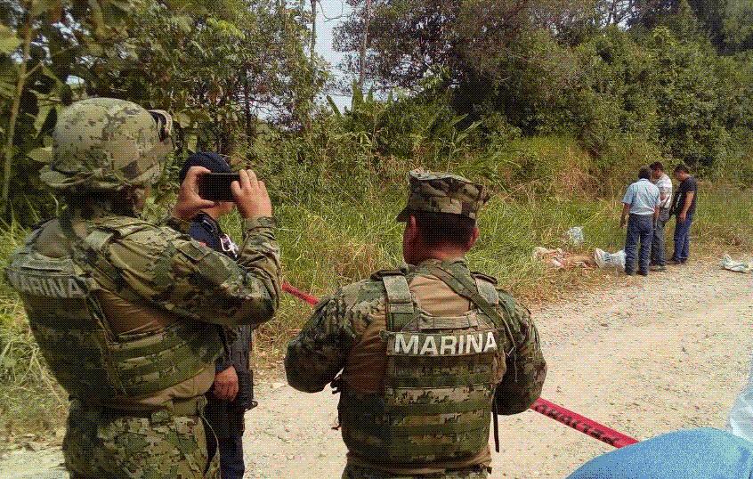 policias secuestrados en Veracruz