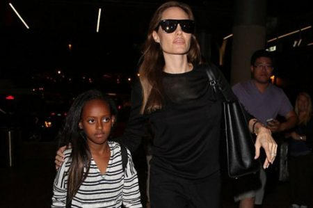 Madre de hija adoptiva de Angelina Jolie desea verla