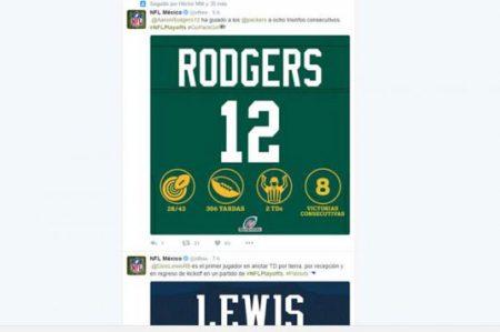 Tuiteros deportivos prefieren el futbol americano que el soccer