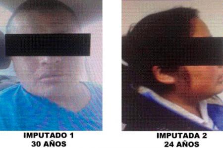 Vinculan a proceso a dos hermanos acusados de secuestrar a su madre