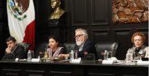 Primera Constitución de la Ciudad de México, lista