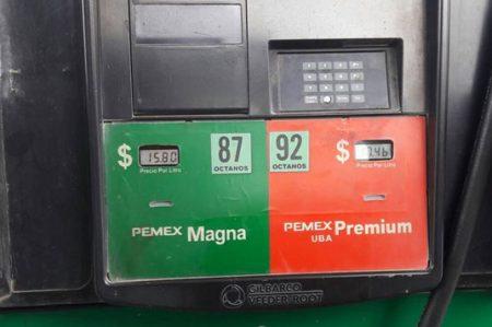 Diputados piden de nuevo homologación de gasolina