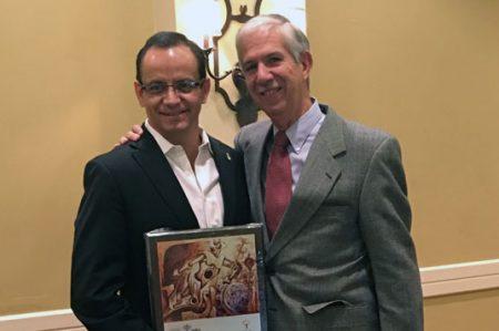Asume Enrique Castro Presidencia de INDEX Reynosa