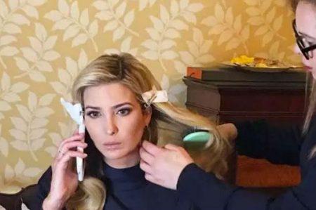 Maquillista mexicana embellece desde hace 10 años a Ivanka Trump