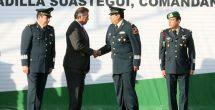 Asume nuevo comandante militar en NL