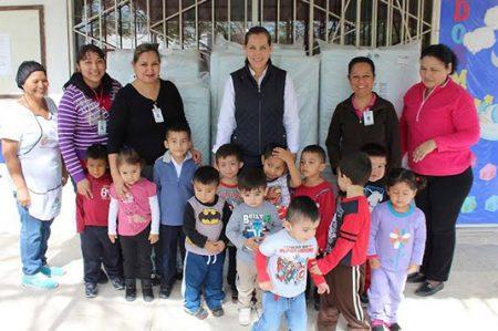 Beneficios para los niños del CAIC