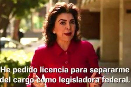 Ivonne Ortega encabeza la iniciativa '#Firma por tu bolsillo'