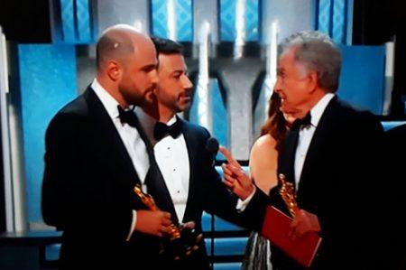 """Histórico error en los Óscar; que siempre no """"La La Land'"""