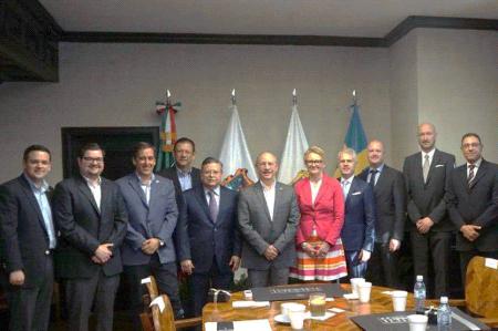 Abre Matamoros sus puertas a inversionistas europeos