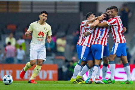 Chivas, Atlas y América apelan expulsiones