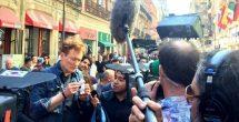 Conan O'Brien hace de Televisa su estudio