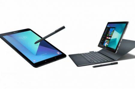 Galaxy Tab S3 y Galaxy Book, lo nuevo de Samsung en el MWC 2017