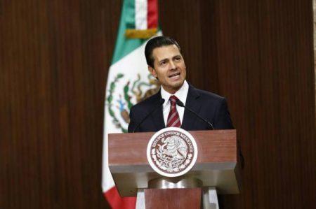 Peña Nieto felicita a selección mexicana por pase a semifinales