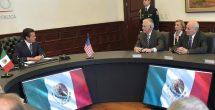México negociará de manera firme con Estados Unidos: EPN