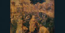 Pintura de Da Vinci vuelve a Florencia tras restauración