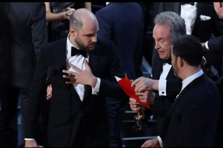 ¿Quiénes son los culpables del error en los Oscar?